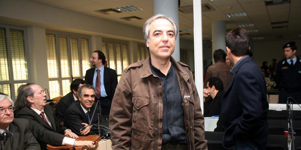 Εκτός φυλακής ο Δημήτρης Κουφοντίνας ηγετικό στέλεχος της 17Ν!!!