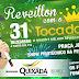 QUIXADÁ - Prefeitura de Quixadá divulga atrações para a festa de reveillon