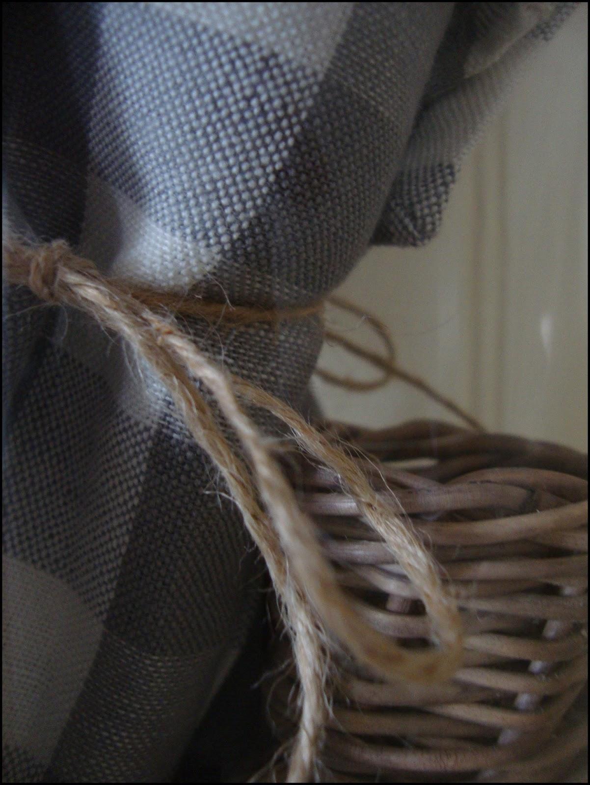 Landelijk wonen linnen in glazen voorraadpot - Decoreren van een professioneel kantoor ...