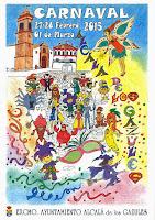 Carnaval de Alcalá de los Gazules 2015 - Patricia Cecilia Puerta
