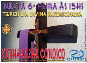 TERÇO DA MISERICORDIA NA RD3