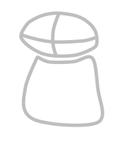 How draw chabi dinos (step By step) F+dino+1
