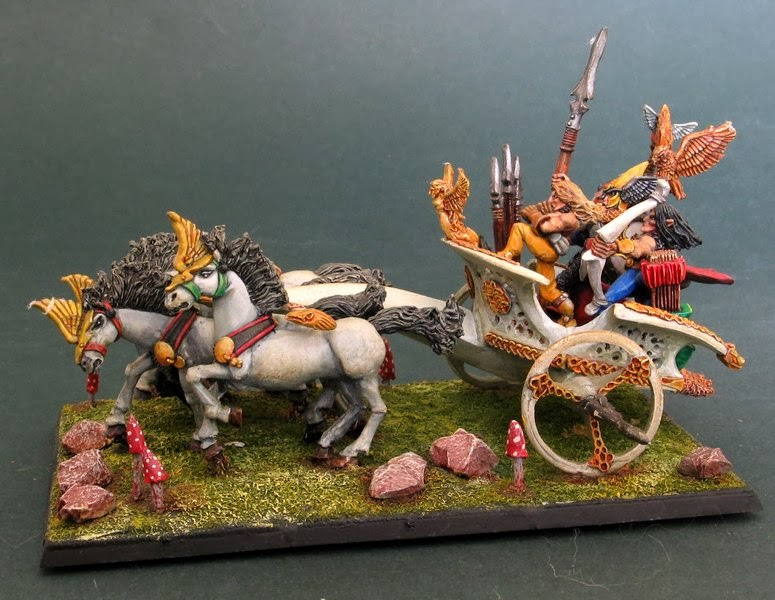 Image result for gw elf chariot