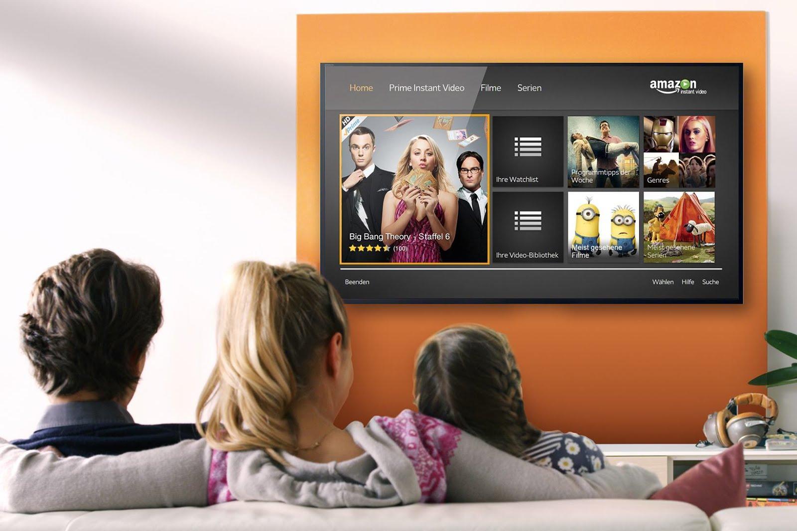 Scopri Amazon Prime: spedizioni entro 1 giorno e la nuova tv in streaming. Primo mese GRATIS!