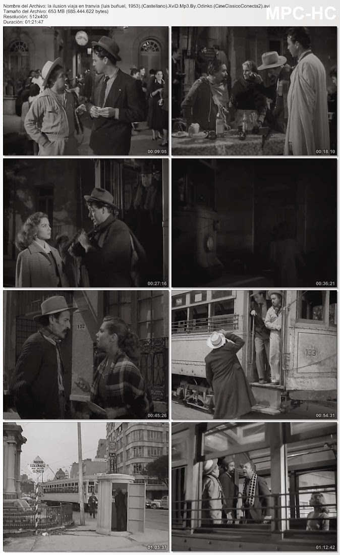 La ilusión viaja en tranvía | 1954