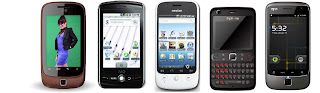 HP Ponsel Android Lokal