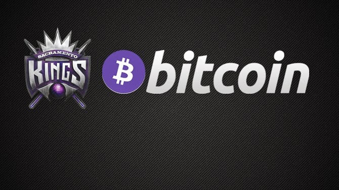 equipe de basket US accepte les bitcoin. kings