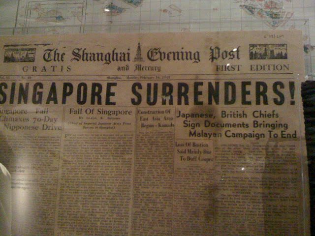 essays on the fall of singapore The fall of singapore 1942 was the most devastating defeat for the british in world war 2 it had its effects on the british rule in the.