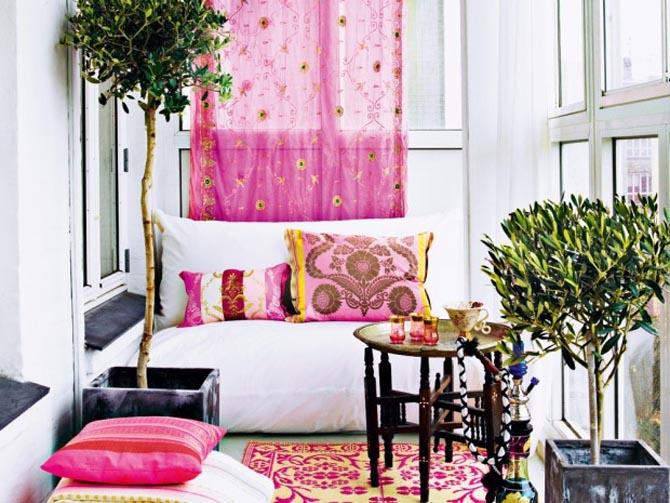 Um Apartamento Rosa E Um Quarto Tudo Muito Cute