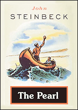 a summary of the story the pearl The pearl is a book written by john steinbeck it tells the story of kino, a poor indian fisherman kino, his wife juana, and his son coyotito live in a small hut made of brush in a poor village town in la paz, mexico.