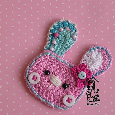 DIY, crochet by Vendulka, crochet patterns, Magic with hook and needles