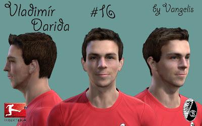 Vladimír Darida Face by Vangelis