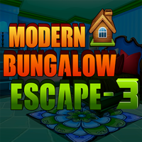 EnaGames Modern Bungalow Escape 3 Walkthrough