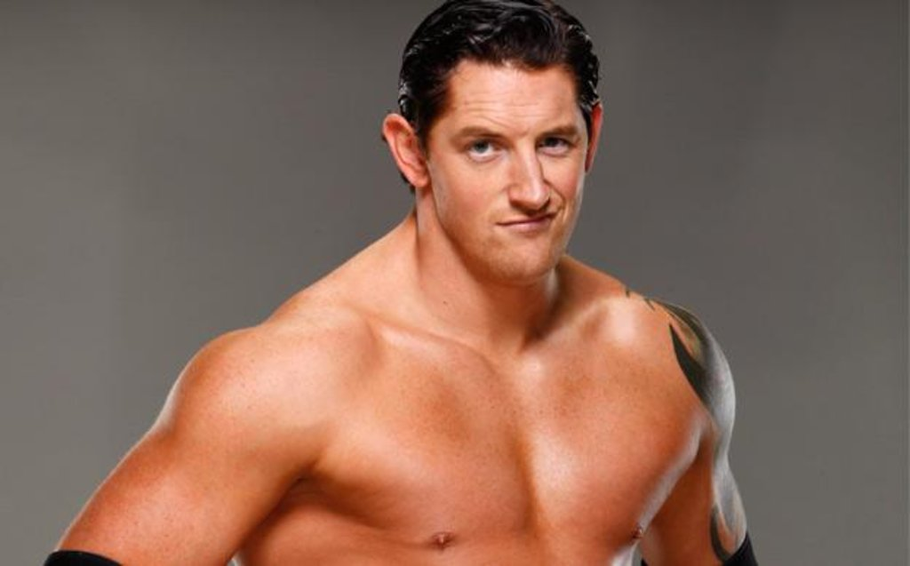 Wade Barrett Net Worth