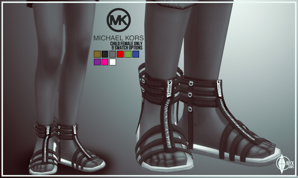 Michael kors demi codies onyx sims