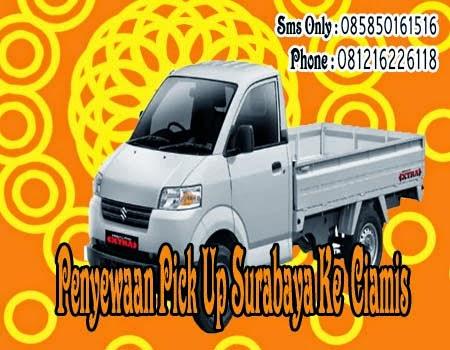 Penyewaan Pick Up Surabaya Ke Ciamis