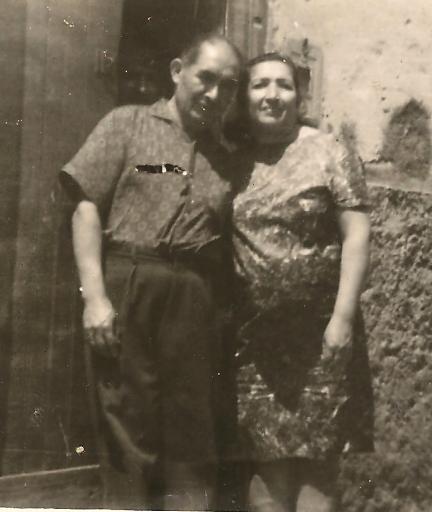 Mis padres Honorato Humberto
