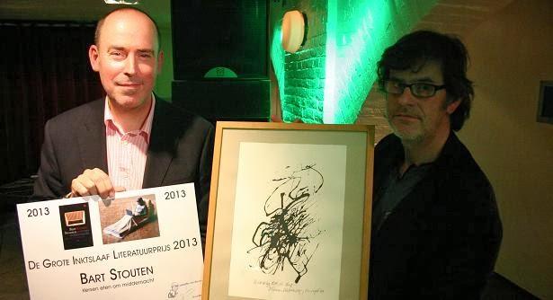 Grote Inktslaaf Literatuurprijs 2013