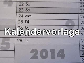 Ein pdf kalender f r das jahr 2014 freeware kostenlos for Klassisches haushaltsbuch