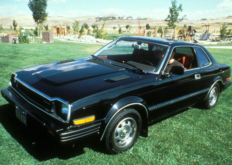 Honda Prelude, 1979. The Honda Prelude was a front wheel drive I4-engined