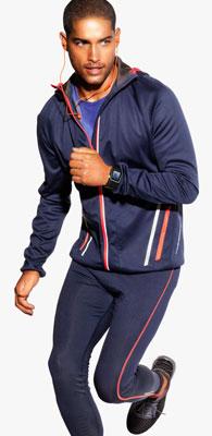 chaqueta deportiva para hombre impermeable cortaviento