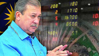 Sultan Johor titah kerajaan atasi segera kejatuhan nilai Ringgit