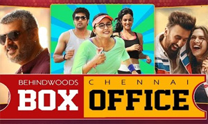 Ajith and Anushka fight it out! – Tamil Box Office