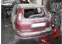 DESPIECE DE FORD FOCUS C-MAX 2.0 TDCI G6DA 115.000KM