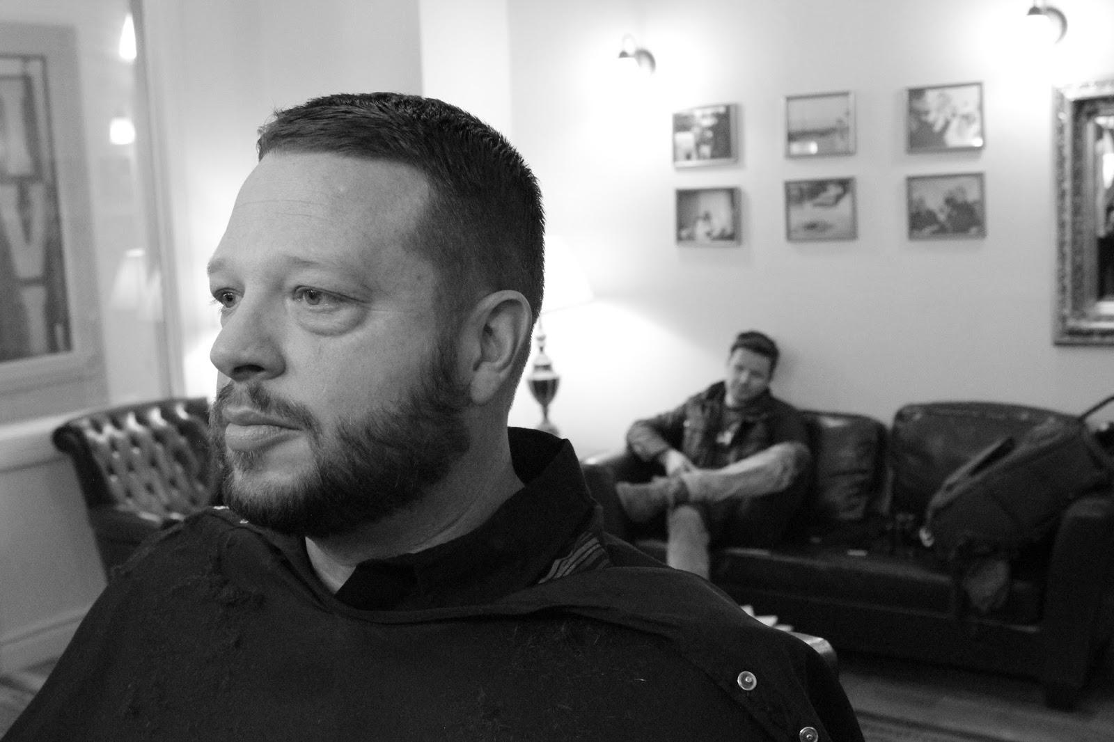 Danburry Barber Shop: January 2017