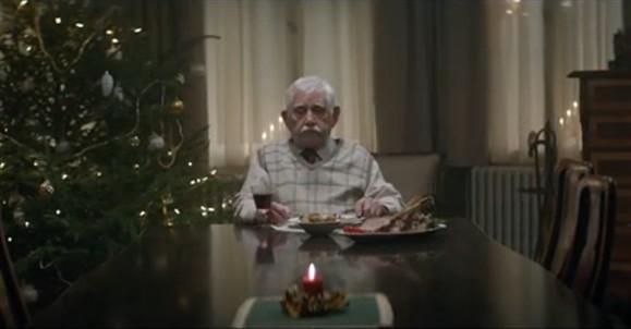 """""""É tempo de voltar a casa"""", o anúncio de Natal que faz chorar"""