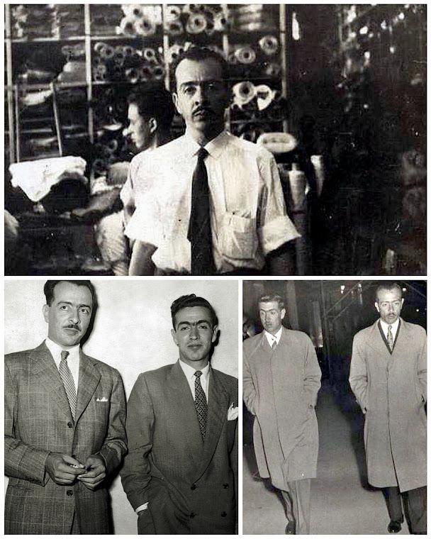 """Foto Collage 2 en el almacén Pedro Ossa y hermanos """"pedrossa"""" Oswaldo Ossa Ossa y Tulio Ossa Ossa."""