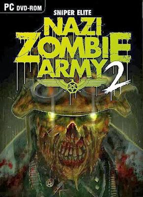 Sniper Elite: Nazi Zombie Army 2 PC Cover