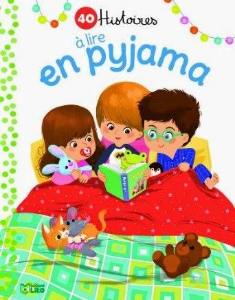 40 histoires en pyjama