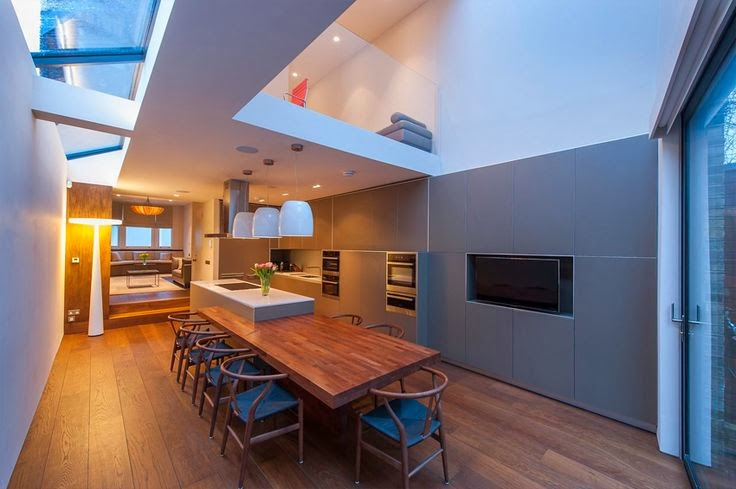 Kitchen Design Ideas Islands With Lower Level Seating
