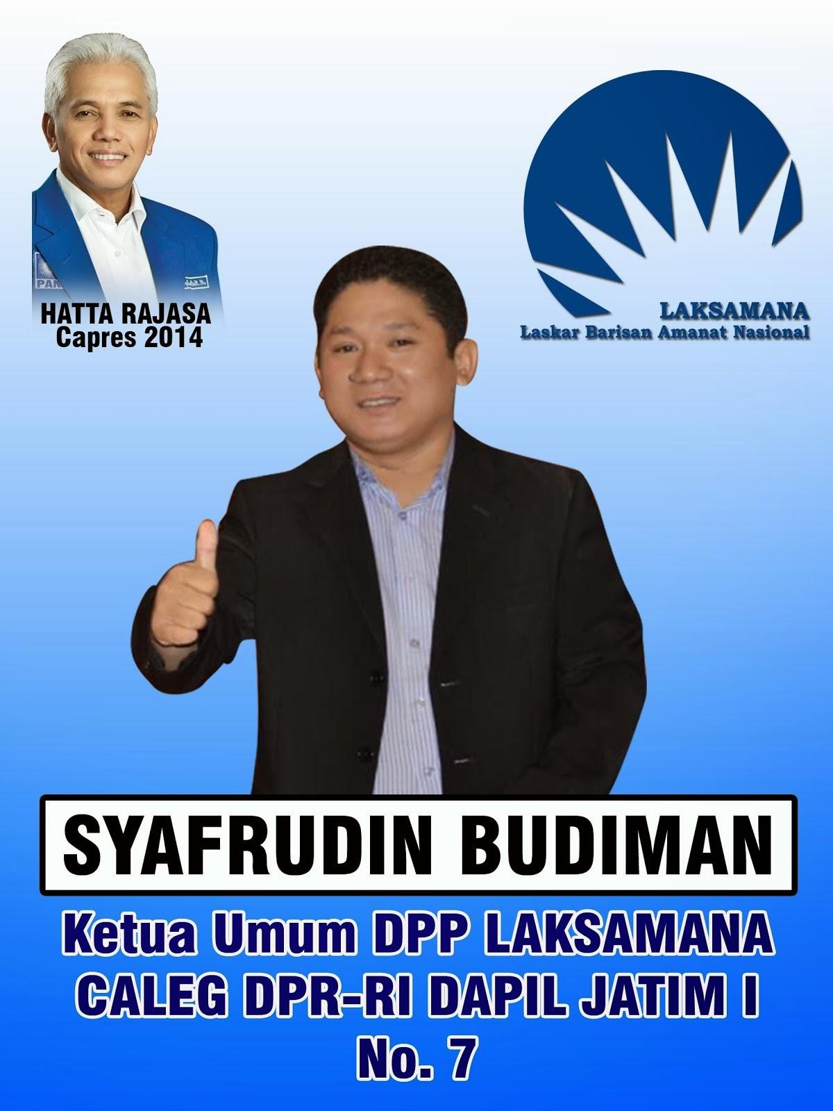 Syafrudin Budiman