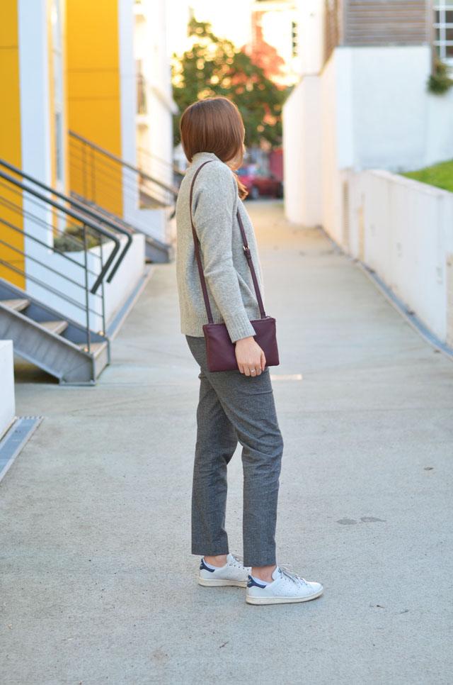 adidas stan smith tenue femme