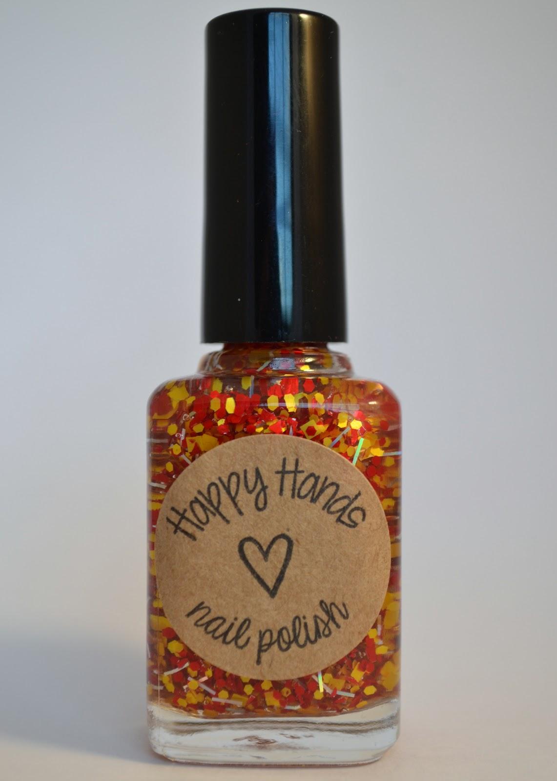 Hap Hap Happy Hands: October 2012