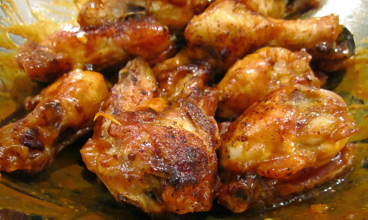 glazed wings hoisin glazed chicken wings recipe todd porter and diane ...