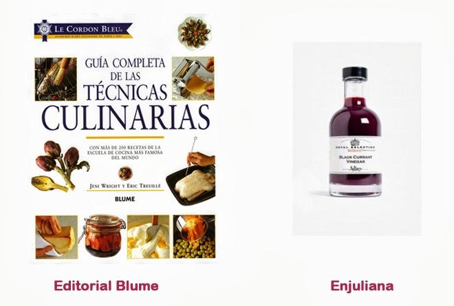 Olivas en la cocina concurso de recetas sanas ligeras y for Tecnicas culinarias pdf