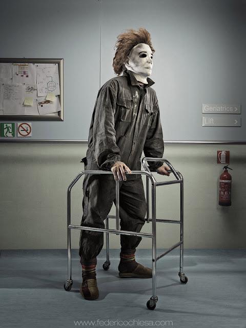Os mais assustadores filmes de terror - fotografias de horror - Gnvision