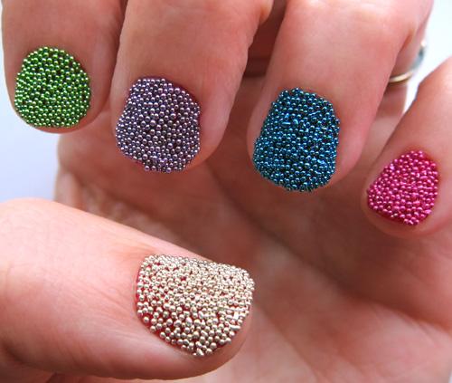 Ciate Caviar Nails: STUFF I PUT ON MYSELF: A Makeup Blog: Ciaté Caviar