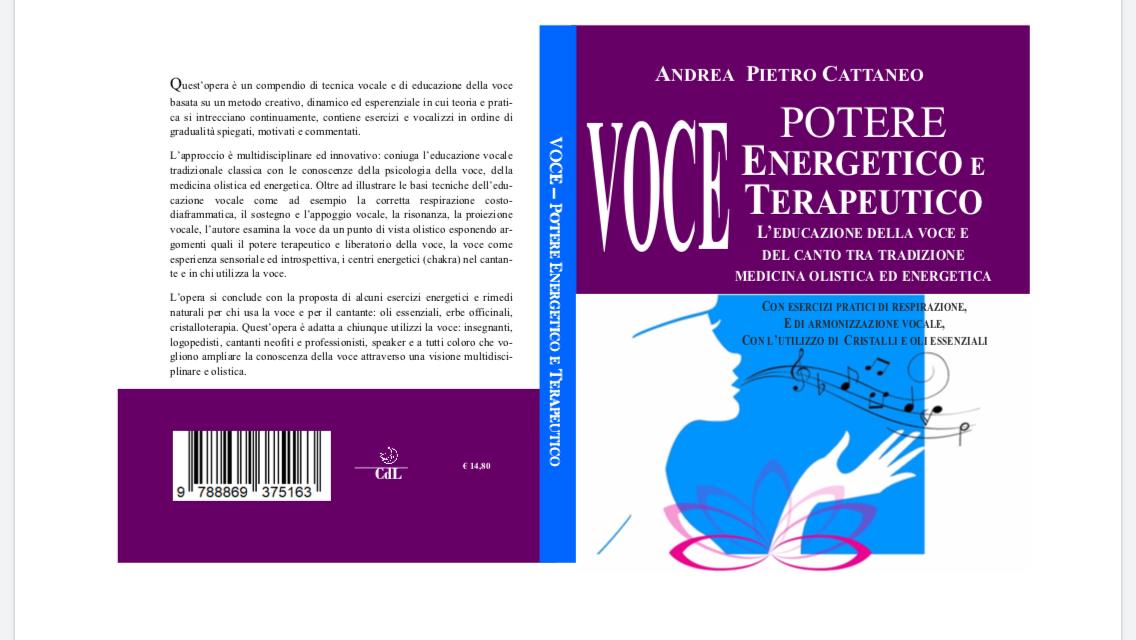 Voce: Potere Energetico e Terapeutico — L'educazione della voce e del canto tra tradizione medicina
