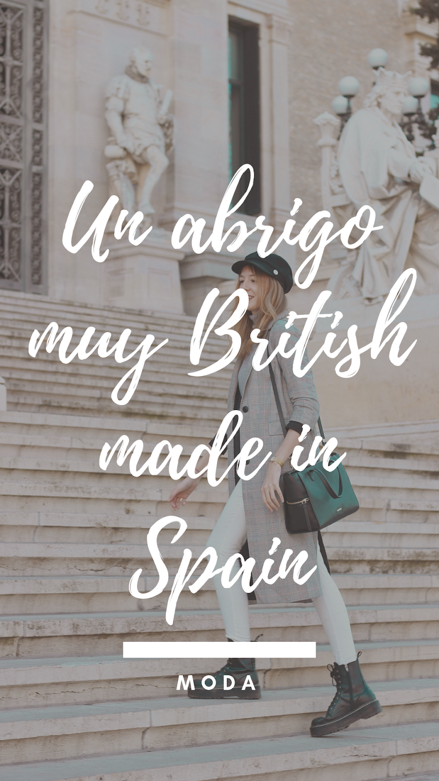 LA GABARDINA MÁS BRITISH MADE IN SPAIN