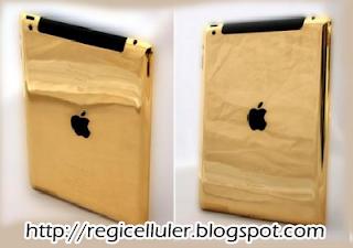 iPad emas