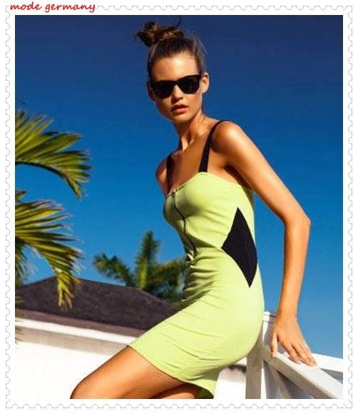 Frühlings Kleider bei H&M