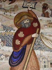 Mosaico peregrino