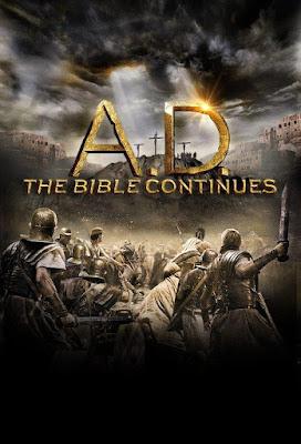 A.D. The Bible Continues [2015] [NTSC/DVDR] Ingles, Español Latino