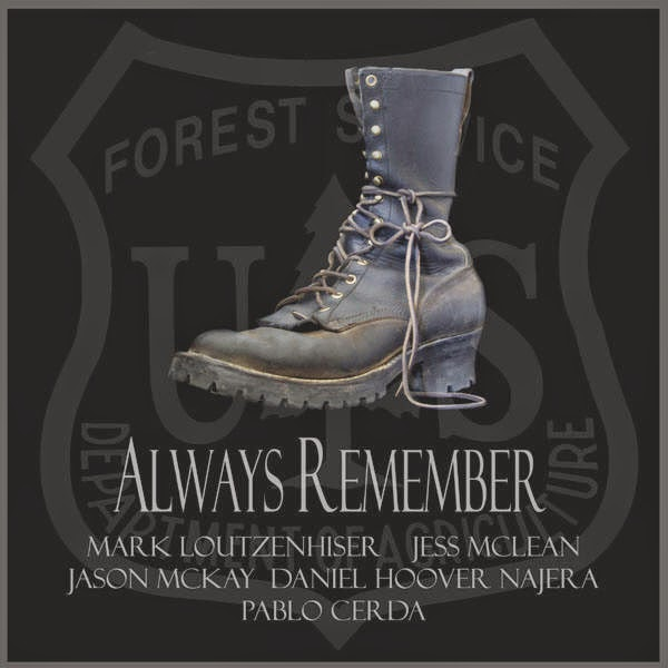 Always Remember - Esperanza Fire