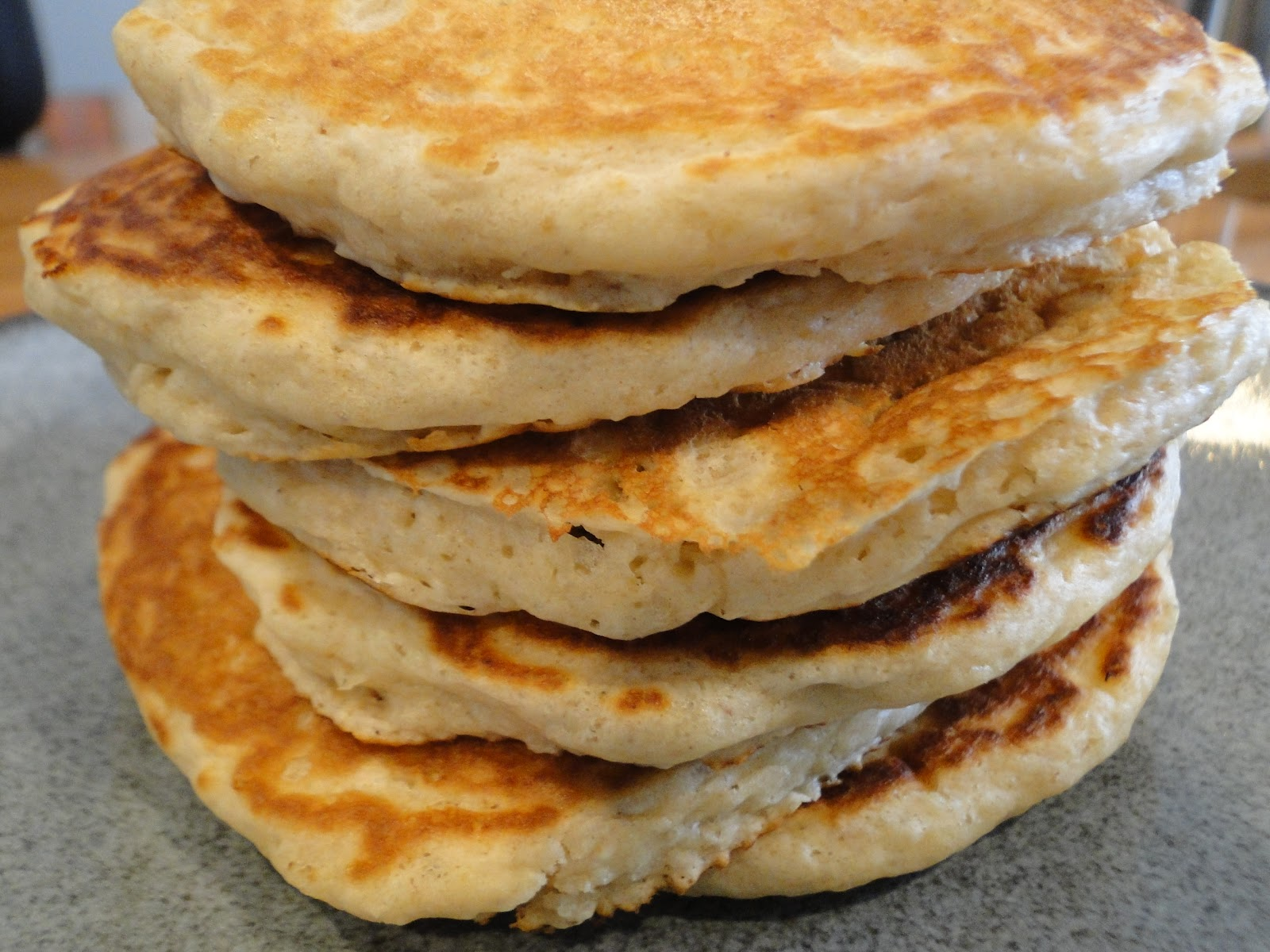 ... : Go-To Recipe: Best From-Scratch Oatmeal Pancakes