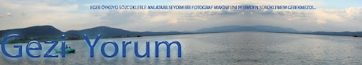 Gezi/yorum (Aktif değil)